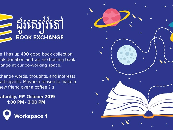 Book Exchange Meet-Up